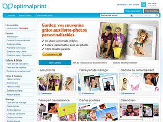 Optimalprint : Imprimerie et papeterie en ligne