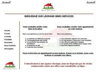 Legrand Immo : Location, vente, gestion locative Lyon