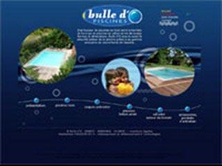 Bulle d'O : piscine bois ou béton