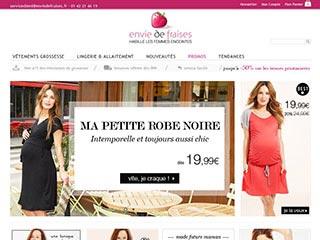 Envie de Fraises : Vetement grossesse en ligne