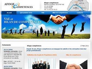 Afogec Competences, acompagnement VAE