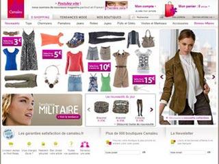 Boutique Camaieu, prêt à porter femme en ligne