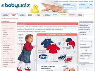 Baby-Walz, la mode et l'équipement pour bébé