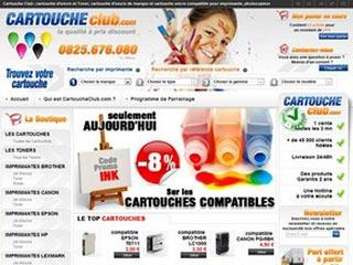 Cartouche Club, cartouche compatible et marque