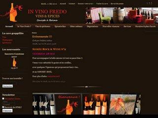 In Vino Fredo, vin à Toulouse