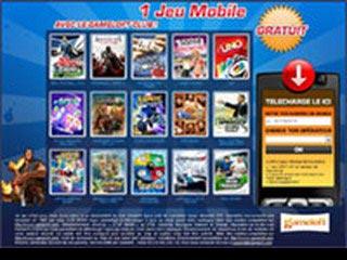 Gameloft, jeux vidéo pour téléphones mobiles