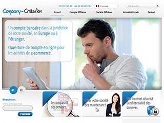 Création Société Offshore : demande en ligne