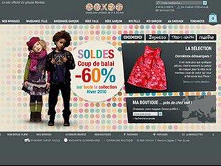 Ooxoo, vêtements bébé et enfants de 0 à 14 ans