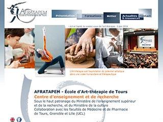 AFRATAPEM - école d'art-thérapie de Tours