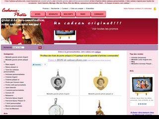 Cadeaux Photos, vente de gravure bijoux