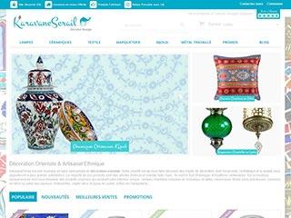 Artisanat marocain, turc et oriental à découvrir chez KaravaneSerail