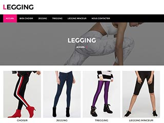 Legging.fr, votre personal shopper exclusif