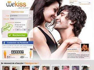 WeKiss, les rencontres nouvelle génération
