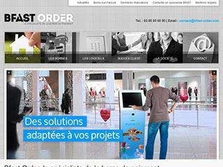Bfast Order Expert en intégration de bornes de paiement
