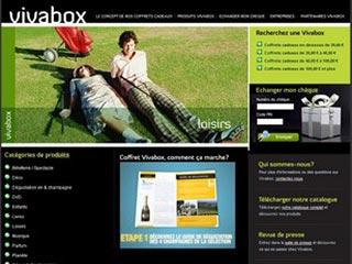 Vivabox, des coffrets cadeau pour faire plaisir