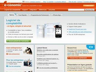 E-conomic : Logiciel de comptabilité en ligne