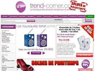 Trend Corner : le Shop des produits tendances