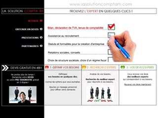 La Solution Compta RH, expert comptable et conseil RH