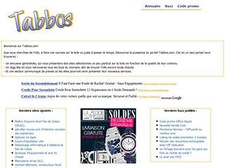 Tabbos, le portail web généraliste qu'il vous faut