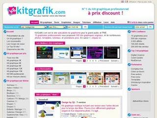 KitGrafik : Kits graphiques originaux