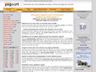 Annuaire Yagoort pour le Webmaster