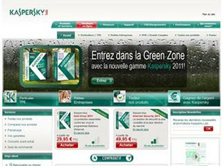Kaspersky, la solution Antivirus et Anti-menaces