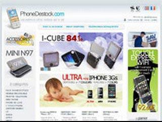 Phone Destock, les meilleurs offres mobiles