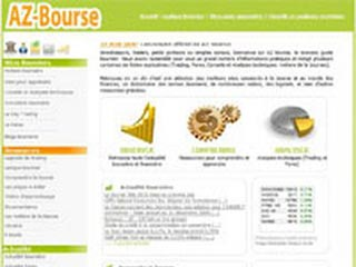 AZ bourse