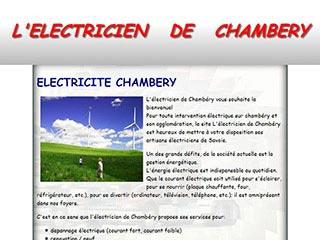Travaux de rénovation électrique sur chambéry et son agglomération