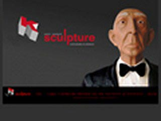K Sculpture, sculptures urbaines et marketing