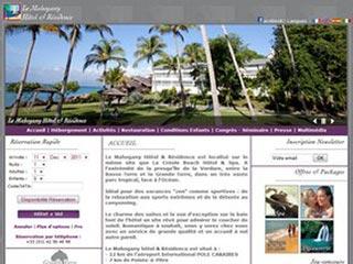 Mahogany Hôtel & Résidence, séjours en Guadeloupe