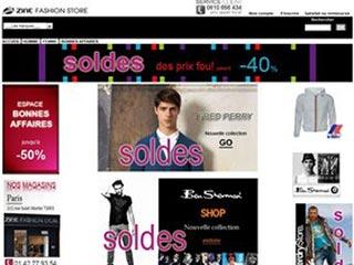 Zine Fashion Store, la plus british des boutiques en ligne