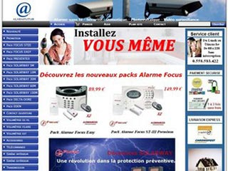 Alarmfutur : Spécialiste en alarme et vidéo surveillance