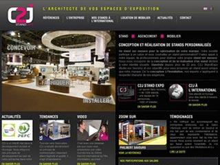 C2J Stand Expo, réalisation de stands d'exposition