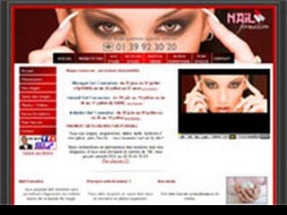 Nail Formation : Formation manucure Paris