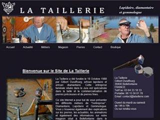 La Taillerie, professionnels des pierres fines