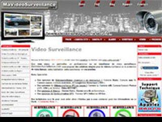 Ma video surveillance : matériel de video surveillance