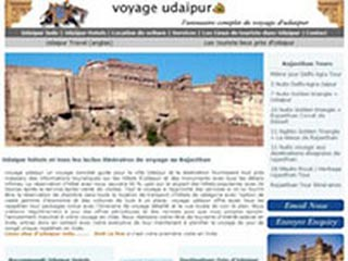 Udaipur travel guide, Rajasthan tour packages