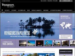 Voyageurs du Monde : Le voyage sur mesure