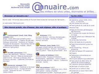 @nnuaire.com : sites internet gratuits et utiles