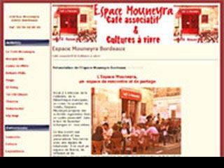 Espace Mouneyra, philosophie Bordeaux