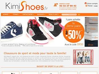 Kimishoes, basket pas cher pour les bébés