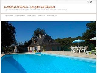 Locations Lot Cahors : Les gites et chambres d'hotes de charme du Lot