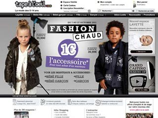Tape à l'Oeil, mode Fun et Fashion de la naissance à 14 ans