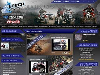 I Tech'Equipement, réparation et vente de quads