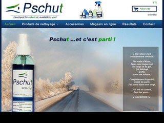 Pschut, lavage et nettoyage auto sans eau de qualité