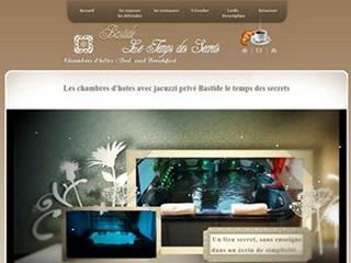 Secrets Provence, chambre d'hôte avec jacuzzi privatif