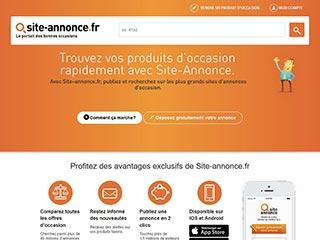 Site-annonce : Acheter et vendre des produits d'occasion