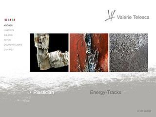 Valérie Telesca, artiste plasticienne