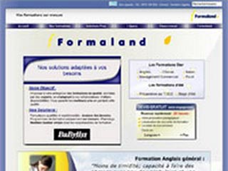 Centre de formation FORMALAND